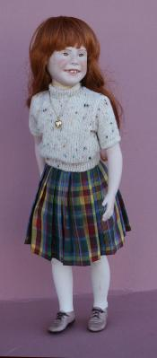 Click to enlarge image  - New Doll Coming Soon!! - Katie