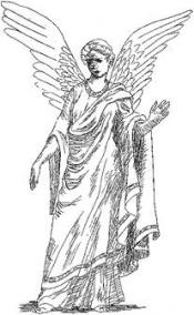 Click to enlarge image Angel Robe - Pattern 39